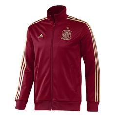 Sudadera Selección Española de Fútbol 2014 Adidas - Fútbol - Equipaciones Oficiales - El Corte Inglés - Deportes
