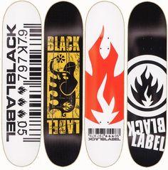 black label skateboards deck   Free Skateboard Wallpapers