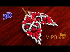 Beaded Earrings with Twin Beads. 3D Tutorial ~ Seed Bead Tutorials