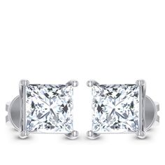 Shine Solitaire Earring solitaire earring Diamond Solitaire Earrings, Jewels, Engagement Rings, Enagement Rings, Wedding Rings, Jewerly, Diamond Engagement Rings, Gemstones, Fine Jewelry