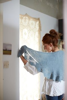 Ravelry: Charm by Juju Vail for Loop, London. Knit in Shilasdair. Photos by Kristin Perers for Loop.