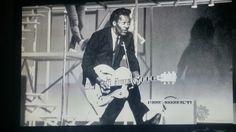 """REST IN PEACE #CHUCK #BERRY- Was still playing at 89!  PER KEITH RICHARDS: """" Chuck was"""" The POET of ROCK-N-ROLL"""" and """" IT WAS AMERICAN ROCK-N-ROLL that TURNED US ALL ON! """"   Note: 🎵 His Famous """" #DUCK #WALK """" was by ACCIDENT- He SAID HE SLIPPED & THAT'S HOW HE KEPT HIS BALANCE WHILE PERFORMING & GOT A HUGGGGE APPLAUSE so He KEPT DOING IT and THE REST IS HISTORY - As They Say!!!"""