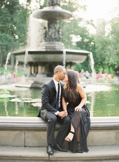Central Park: http://www.stylemepretty.com/new-york-weddings/new-york-city/2015/06/12/8-charming-engagement-session-spots-in-new-york-city/