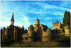 Löwenburg Castle - Hessen,Germany