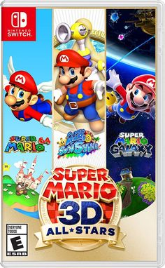 Discover (or rediscover) three of Mario's most memorable adventures all in one package—available on the Nintendo Switch system super mario super mario bros super mario odyssey super mario maker 2 super mario world super mario party mario odyssey pacman play pacman google pacman pacman game pacman online google pac man pacman doodle #SuperMario #game #technology #pacman #funny Super Mario All Stars, Super Mario Sunshine, Super Mario Party, Super Mario Bros, Super Mario Galaxy, Super Nintendo, Mario Nintendo, Nintendo Switch Super Mario, Nintendo Store