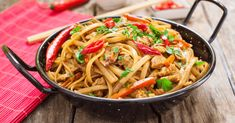32 Best Winter Soups and Stews - Insanely Good Recipes Homemade Chicken And Noodles, Chicken Noodle Recipes, Chicken Noodles, Chicken Chow Mein, Chow Mein Au Poulet, Best Winter Soups, Cracker Barrel Meatloaf, Curry