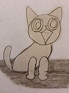 Anime Cat <3