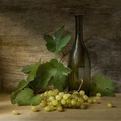 Bunch of grapes by Elena Kolesneva on 500px