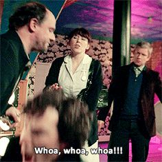Sherlock S3 moments - this scene will stay with me for a long time xD