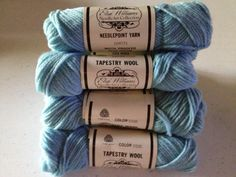 Elsa Williams Needlepoint Tapestry Yarn N535  10 by NovemberE, $15.00
