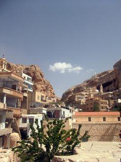 Ma'aloula Village  Must See