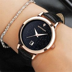 SANDA women quartz watch