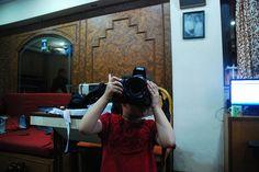 Marziya Shakir Shoots With The Canon 7 D