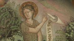 Росписи оратория Иоанна Крестителя в Урбино, 1416 г.  Иоанн Креститель. High Renaissance, Artists Like, Medieval, Mona Lisa, Art Gallery, Museum, Painting, Italy, San Giovanni