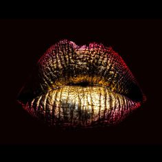 sexy golden metallized female lips - Buy this stock photo and explore similar images at Adobe Stock Lilies Drawing, Female Lips, Hot Pink Lips, Best Kisses, Fashion Illustration Sketches, Gold Wallpaper, Inspirational Wall Art, Fantasy Landscape, Photoshoot Inspiration