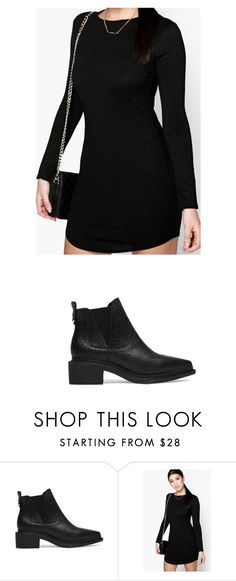 """""""Untitled #877"""" by laurie-egan on Polyvore featuring Boohoo"""