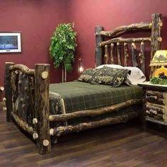 Muhteşem bir yatak odası sizce.