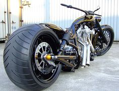 - Does my ass look fat on this? Custom Choppers, Custom Bikes, Custom Cars, Vintage Motorcycles, Cars And Motorcycles, Custom Motorcycles, Quad, Motos Harley Davidson, Mens Toys