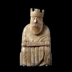 ALONGTIMEALONE: babylonbabys: Figurines de Lewis (Jeu d'échecs) ...