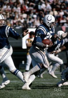 Lydell Mitchell, Baltimore Colts