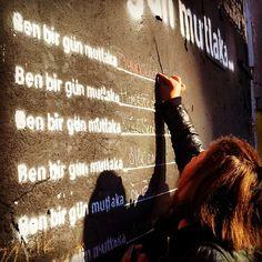 kadikoy street art quotes
