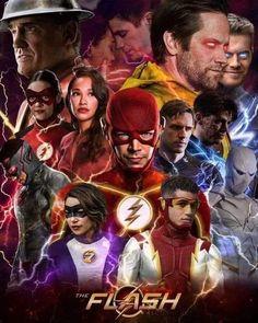 Dc Comics Art, Marvel Comics, Foto Flash, Flash Wallpaper, Drawing Superheroes, Killer Frost, Gym Classes, Fastest Man, Supergirl And Flash
