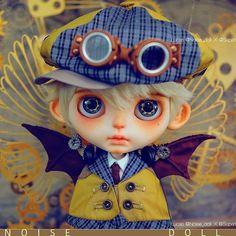 Boy Blythe doll                                                       …