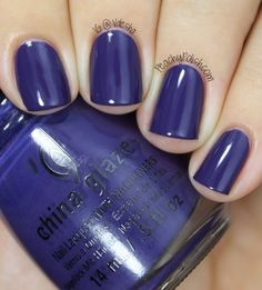 China Glaze: Fall 2013 Autumn Nights Swatches