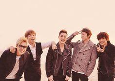 MBLAQ Mir, G.O, Seungho, Thunder and Joon