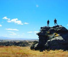 No blue skies were I am now. Missing #newzealand #indiansummer #summer #blueskies #wanderlust