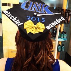 #LoperGrad #HarryPotter #Graduate #Graduation  Photo via Instagram user @alcoholicia Cap Ideas, Instagram Users, Captain Hat, Graduation, Harry Potter, Moving On, Graduation Day, College Graduation, Prom