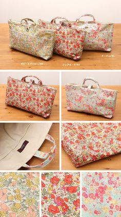 floral bag in bag