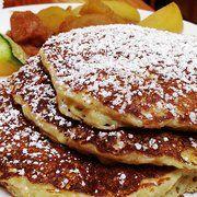 Olson Family Swedish Oatmeal Pancakes