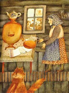 Иллюстратор Вера Павлова (104 работ)  Illustrator Vera Pavlova (104 works)