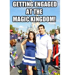 Getting Engaged at Disneyland... I'll just pin this here just in case someone decides to read it ;)