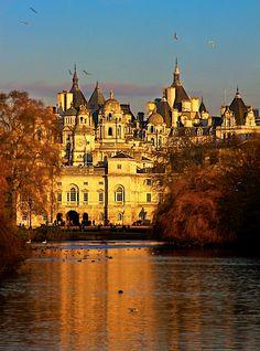 St James Park, London.      DBryant