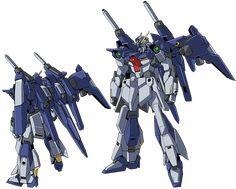 Lightning Gundam Full Burnern