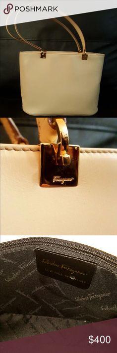 e6d9affca5 Spotted while shopping on Poshmark  Salvatore Ferragamo designer shoulder  bag!  poshmark  fashion