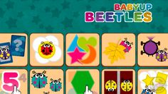 """""""BabyUp: Beetles"""" iOS Gameplay! - https://www.youtube.com/watch?v=2vnc5ihzb_Q  #baby #beetles #children #iphonegames #video #igv   like this video? Then Repin it! Follow us [http://www.pinterest.com/igamesview/] today for latest iOS gameplays,Games of the week/month, Reviews, Previews, Trailers, Cheat Code, walkthroughs & more."""