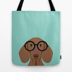 Remy - Daschund with Fashion glasses, hipster glasses, hipster dog, doxie,