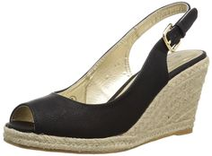 C LABEL Women's Rollin-4 Espadrille Sandal -- Learn more by visiting the image link.