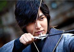 Lee Min-ho (이민호) in Faith