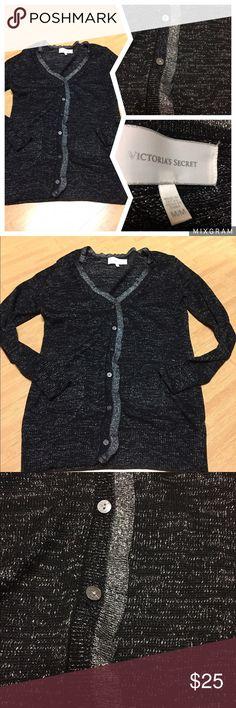 Victoria's secret sweater size medium Victoria's secret sweater size medium. Great sweater for the holidays! Victoria's Secret Sweaters Cardigans