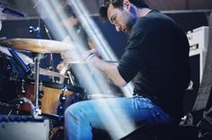 Matteo Canali, Mr Kite - Sbiellata Sanzenese 2016, Olgiate Molgora (LC). Foto di Chiara Arrigoni del gruppo musicale italiano dream pop Mr Kite #mrkite #lecco #rock #music #sbiellata #drumset #soprano #drummer