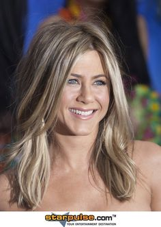 Jennifer Aniston Invests In Hair Care Company Living Proof - Starpulse.com Loving the color!