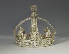 Малая Бриллиантовая корона королевы Виктории.