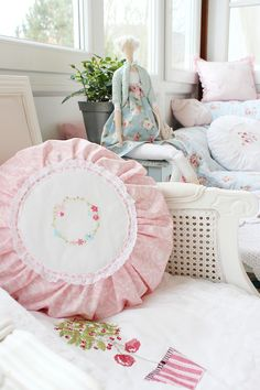 Share Tweet + 1 Mail A Tilda Filled Pastel Craft Room Today I'm so pleased to share this blog with you! I've shared the ...