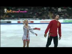 Aljona & Robin Korobushka: 2011 World Championships Bern