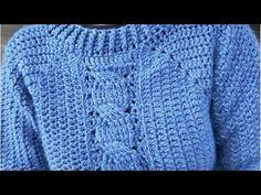 Crochet Videos, Crochet Clothes, Crochet Top, Blanket, Clothes For Women, Knitting, Sweaters, Fashion, Crochet Dresses