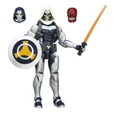 Marvel Legends Series Mercenaries of Mayhem Taskmaster #Marvel